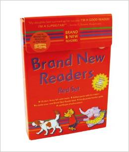 brand new readers red